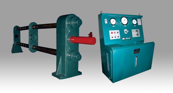 DS-100型支柱试压机