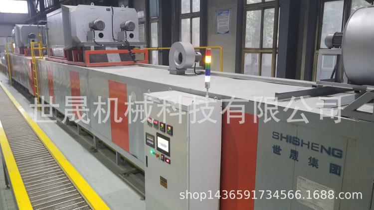 SL2400燃气式网带固化炉